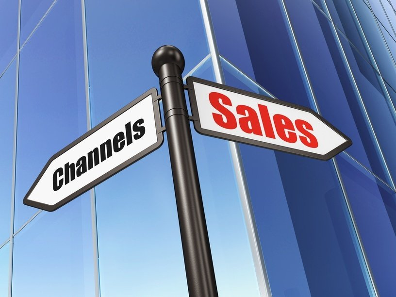 Image showing that SaaS can be sold through the VAR channel