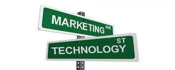 Image showing The intersection of great technology and product marketing is where success lies