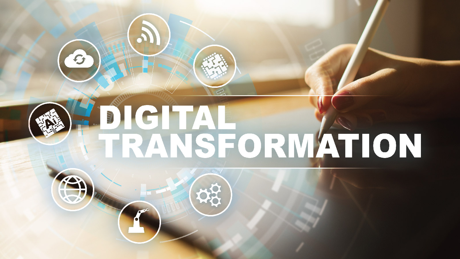 Digital Transformation Marketing is important to many Hardware and Software Companies