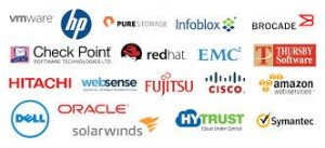 Image depicting a variety of potential large technology OEM Partners