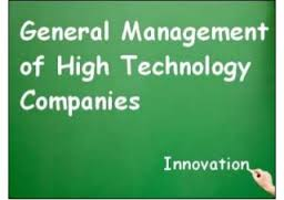 This image depicts General Management and P&L Management of Software and Hardware Companies