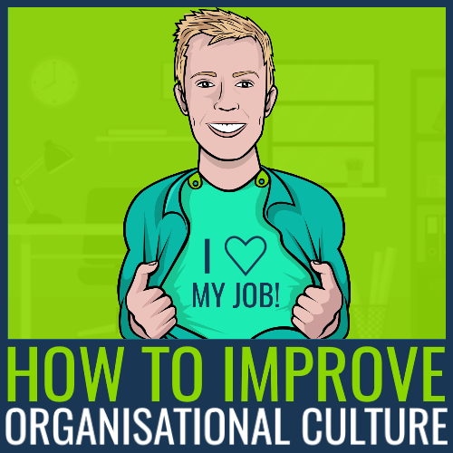 Image of Improving Corporate Culture and Creating Happy Employees