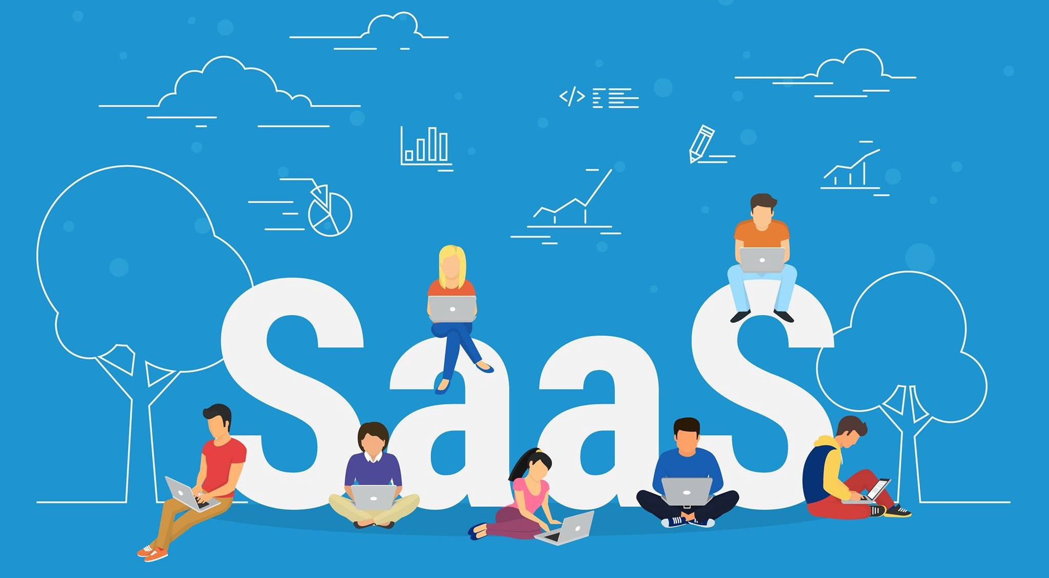 Image depicting how customer focus is the key to optimizing a SaaS startup valuation